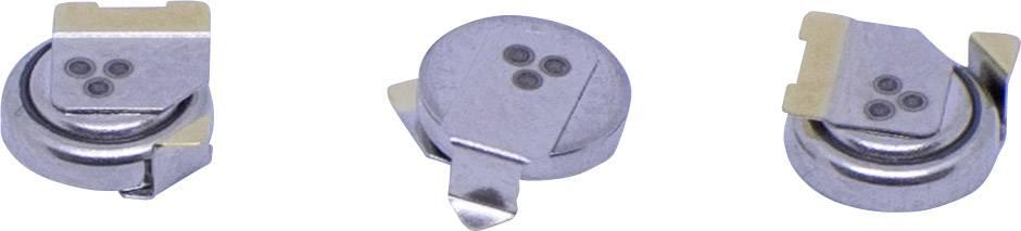 Dvouvrstvý kondenzátor Korchip SM3R3703T01, 0.07 F, 3.3 V, (d x š x v) 4.8 x 4.8 x 1.85 mm, 1 ks