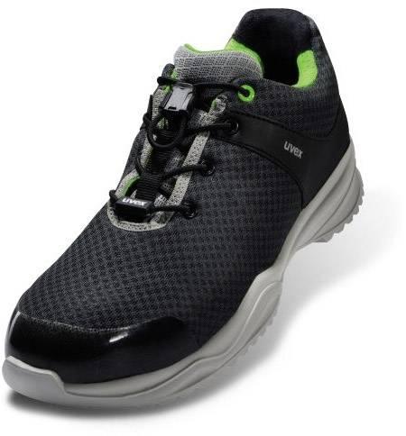 Bezpečnostní obuv ESD S1P Uvex 8470343, vel.: 43, antracitová, 1 pár