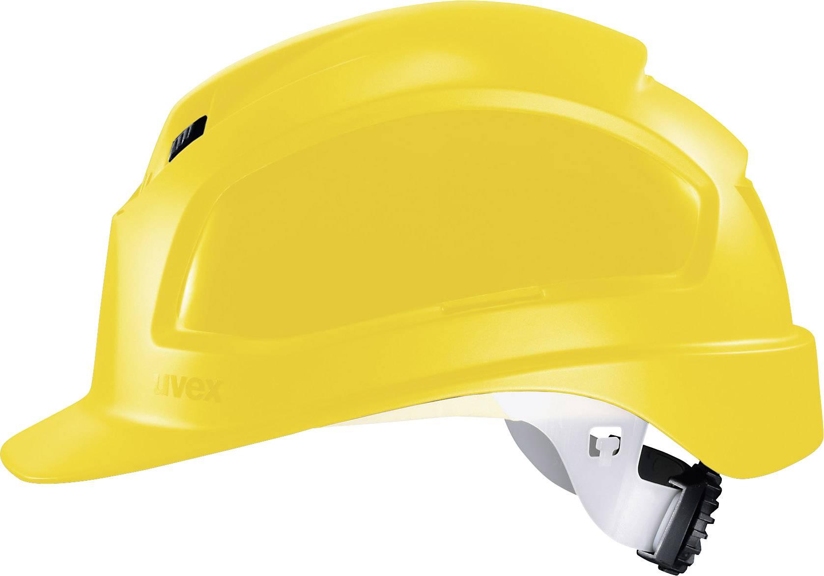 Ochranná přilba pheos B-WR žlutá 9772130