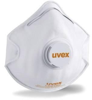 Respirátor proti jemnému prachu, s ventilem Uvex 8752210, 3 ks