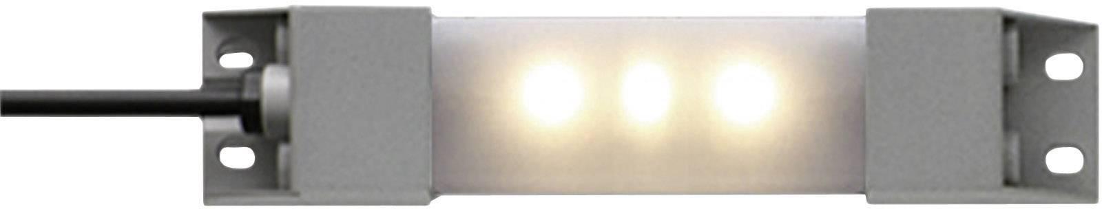 Idec LF1B-NA4P-2TLWW2-3M, teplá biela, 45 lm, 1.5 W, 24 V/DC