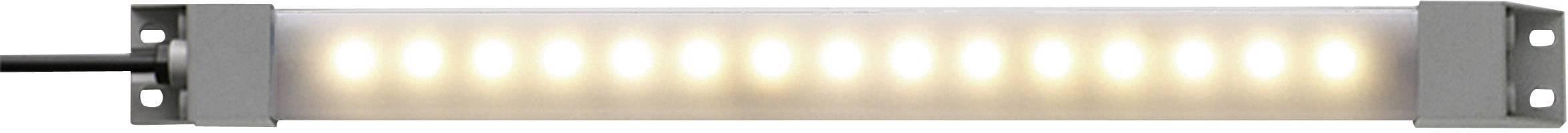 Idec LF1B-NC4P-2TLWW2-3M, teplá biela, 225 lm, 4.4 W, 24 V/DC