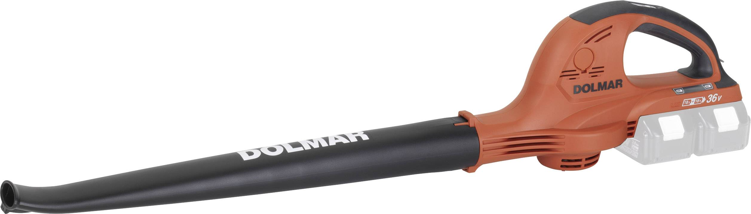 Akumulátorová foukač listí 18 V bez akumulátoru DOLMAR AG3729