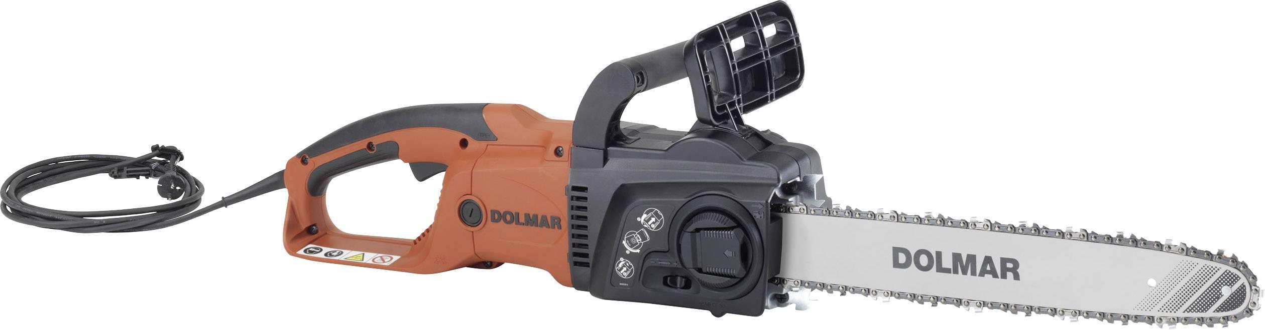 Elektrická řetězová pila DOLMAR ES2141TLC, délka čepele 400 mm