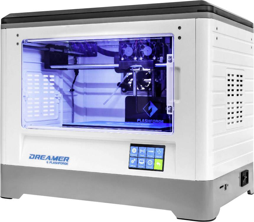3D tiskárna Flashforge Dreamer Dual včetně náplně a softwaru