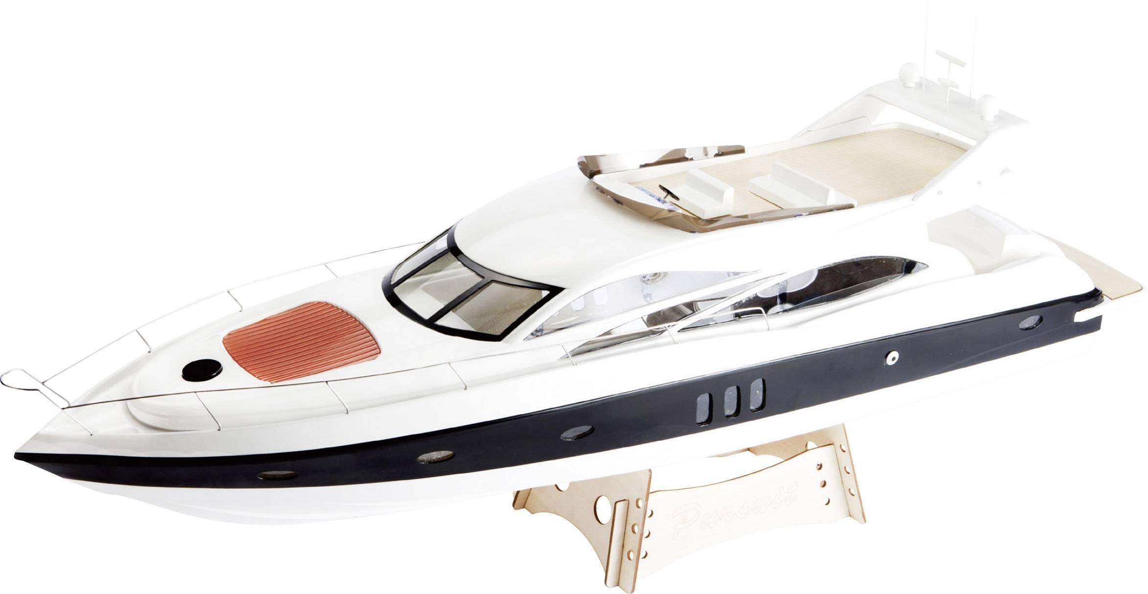 RC motorový čln Amewi Motoryacht Sunwave, RtR, 970 mm