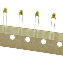 Tantalový kondenzátor TANCAP CA42-106M016AA, THT 2.5 mm, 10 µF, 16 V, (š x v) 4.8 mm x 14 mm, 1 ks