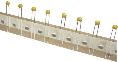 Keramický kondenzátor THT TANCAP CC4-0805N331J101C1T, 330 pF, 100 V, 5 %, (š x v) 4.2 mm x 25 mm, 1 ks