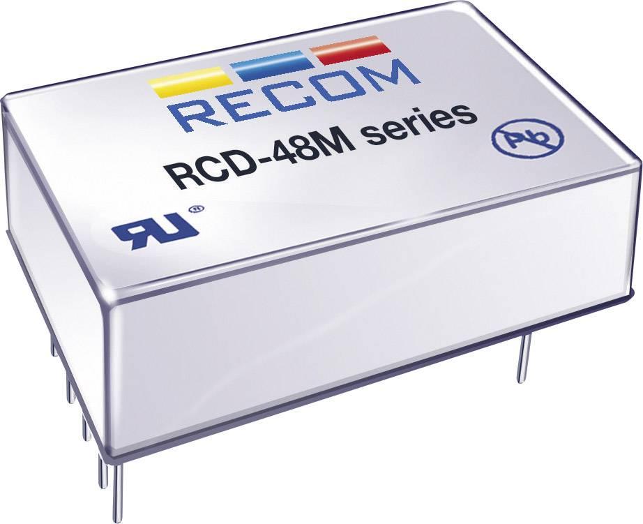 LED ovládač Recom Lighting RCD-48-1.20/M, 1200 mA, prevádzkové napätie (max.) 60 V/DC