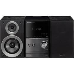 Stereo systém Panasonic SC-PM602EG-K, Bluetooth, DAB+, CD, FM, USB, černá