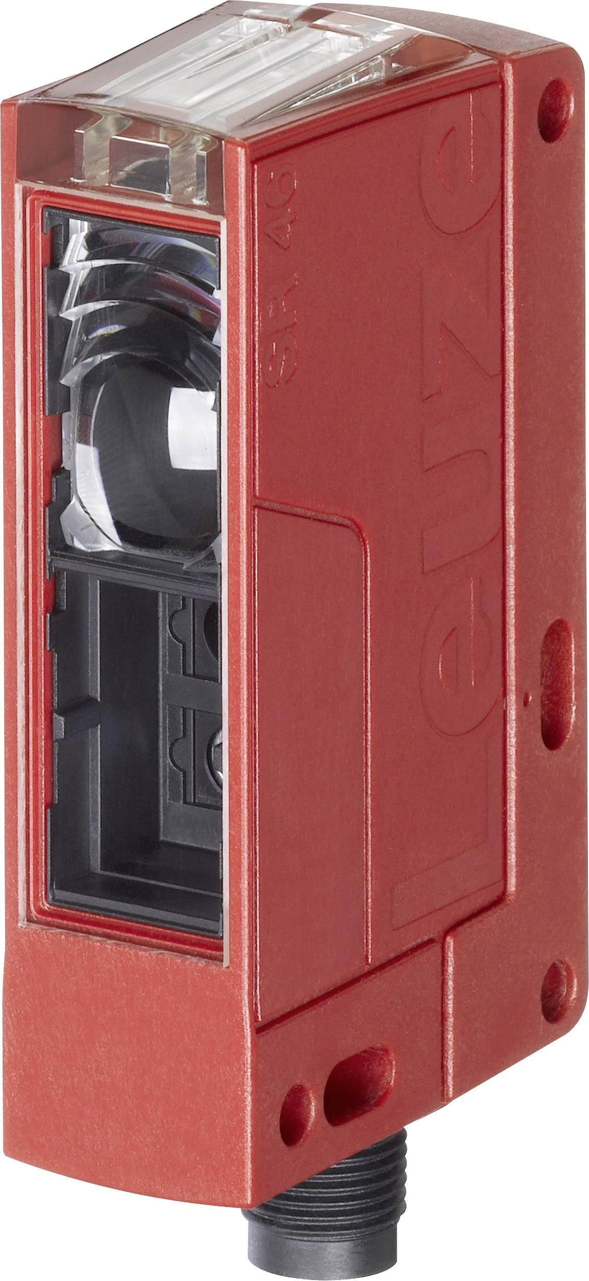 Laserový relexní světelný snímač Leuze Electronic HT46CL1/4P-M12