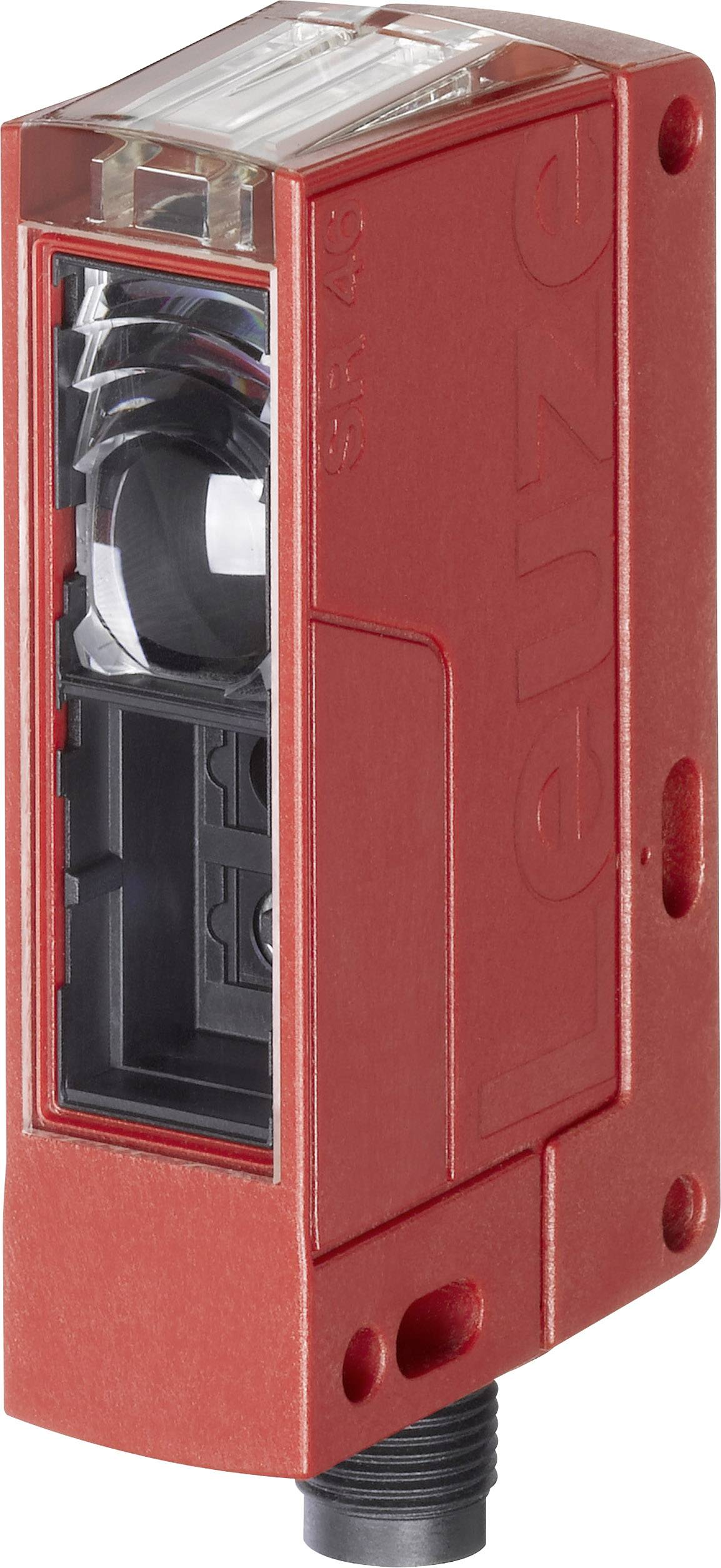 Reflexní světelný snímač Leuze Electronic HT46C/4P-M12