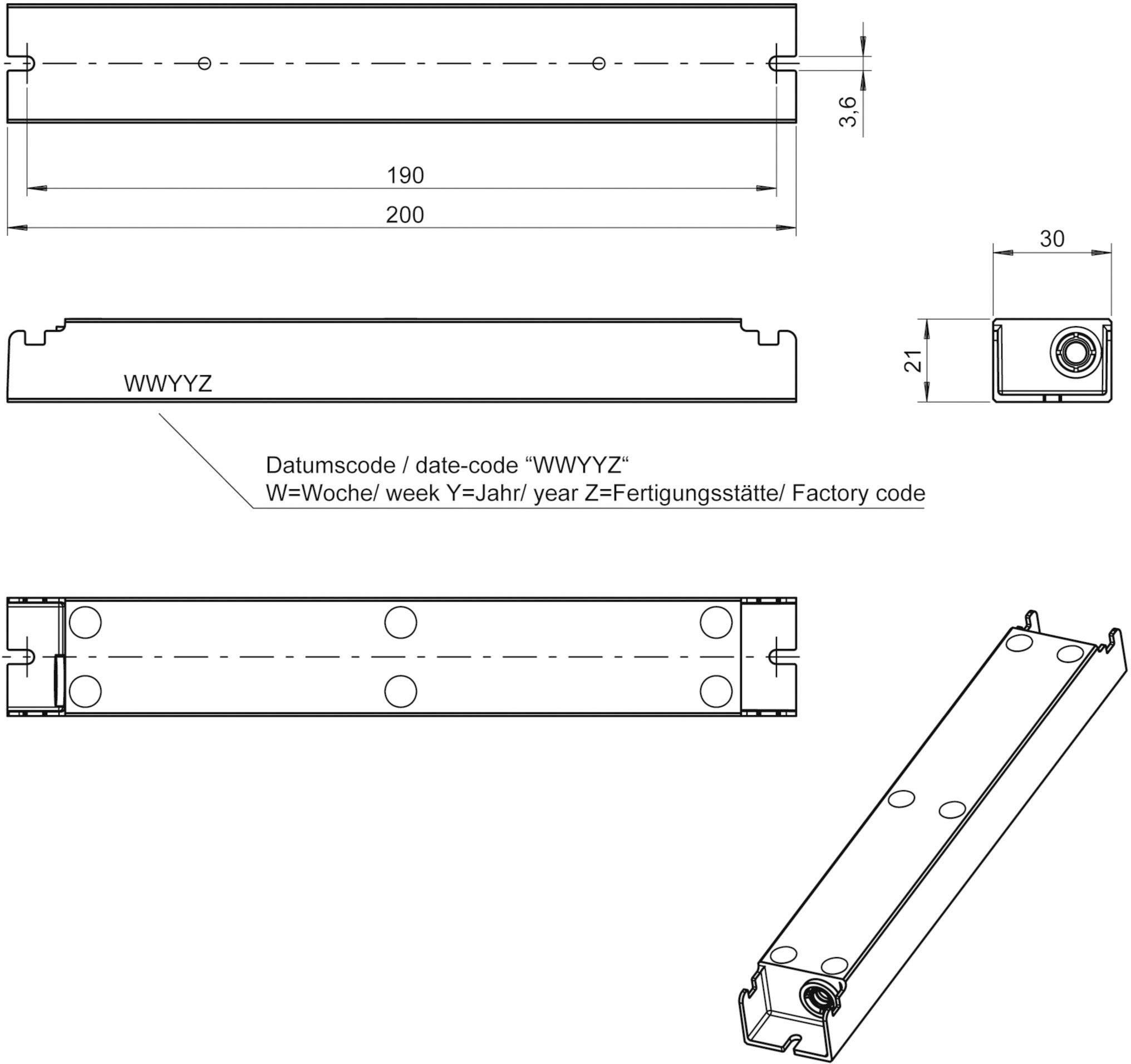 Napájací zdroj pre LED, LED driver LT40-24/1400-IP67, 1.4 A, 10 - 24 V/DC
