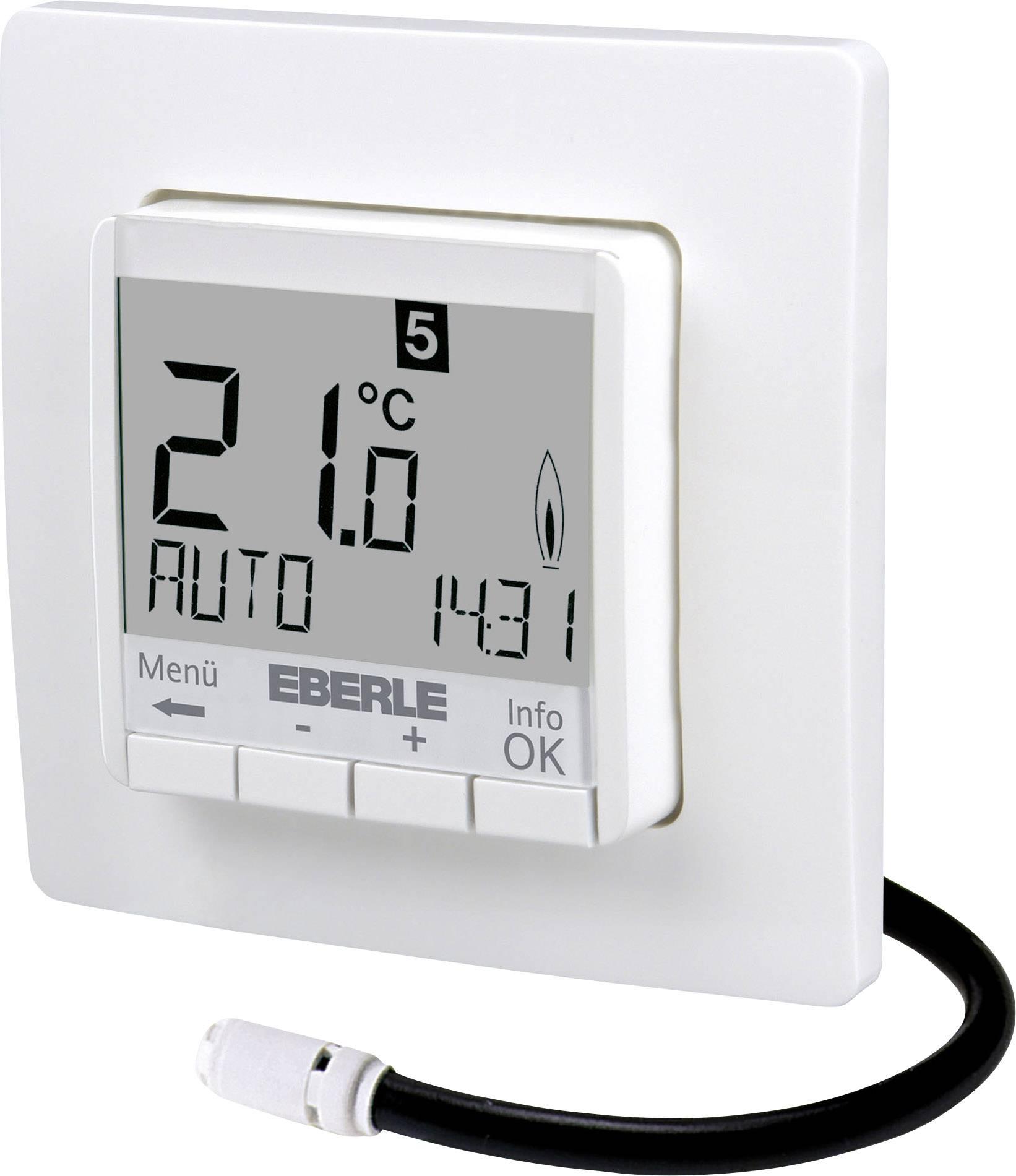 Izbový termostat Eberle FIT 3F, pod omietku