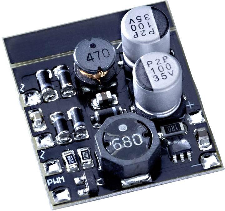LED zdroj konstantního proudu TRU COMPONENTS 1582420, 700 mA, provozní napětí (max.) 35 V