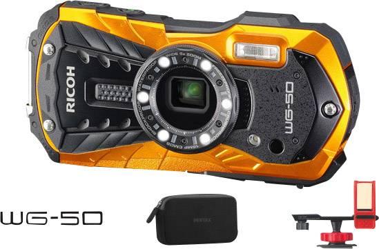 Sportovní outdoorová kamera Ricoh WG-50