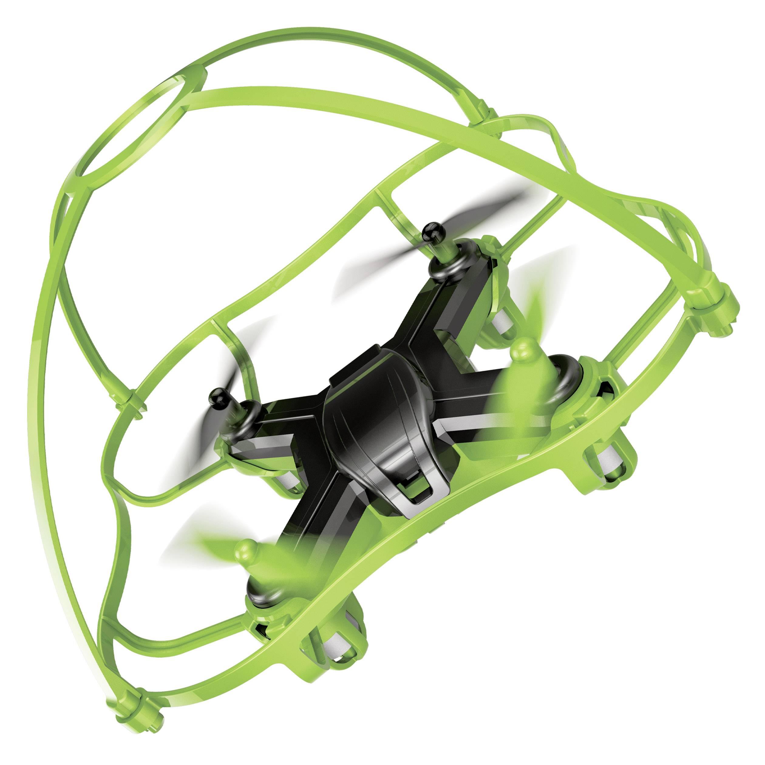 Závodní dron Air Hogs Hyper Drift Drone (Hovercraft), RtF, pro začátečníky