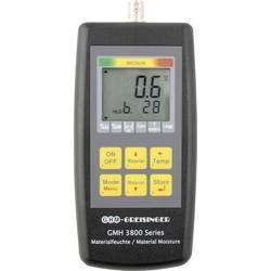 Měřič vlhkosti materiálů Greisinger GMH3831, Měření vlhkosti dřeva 0 do 100 % vol 0 do 100 % vol 610883