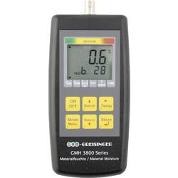 Měřič vlhkosti materiálů Greisinger GMH3831-HF, Měření vlhkosti dřeva 0 do 100 % vol 0 do 100 % vol 611025