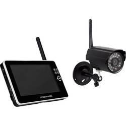 Sada bezpečnostní kamery Smartwares CS87DVR , 4kanálová, Max. dosah 150 m