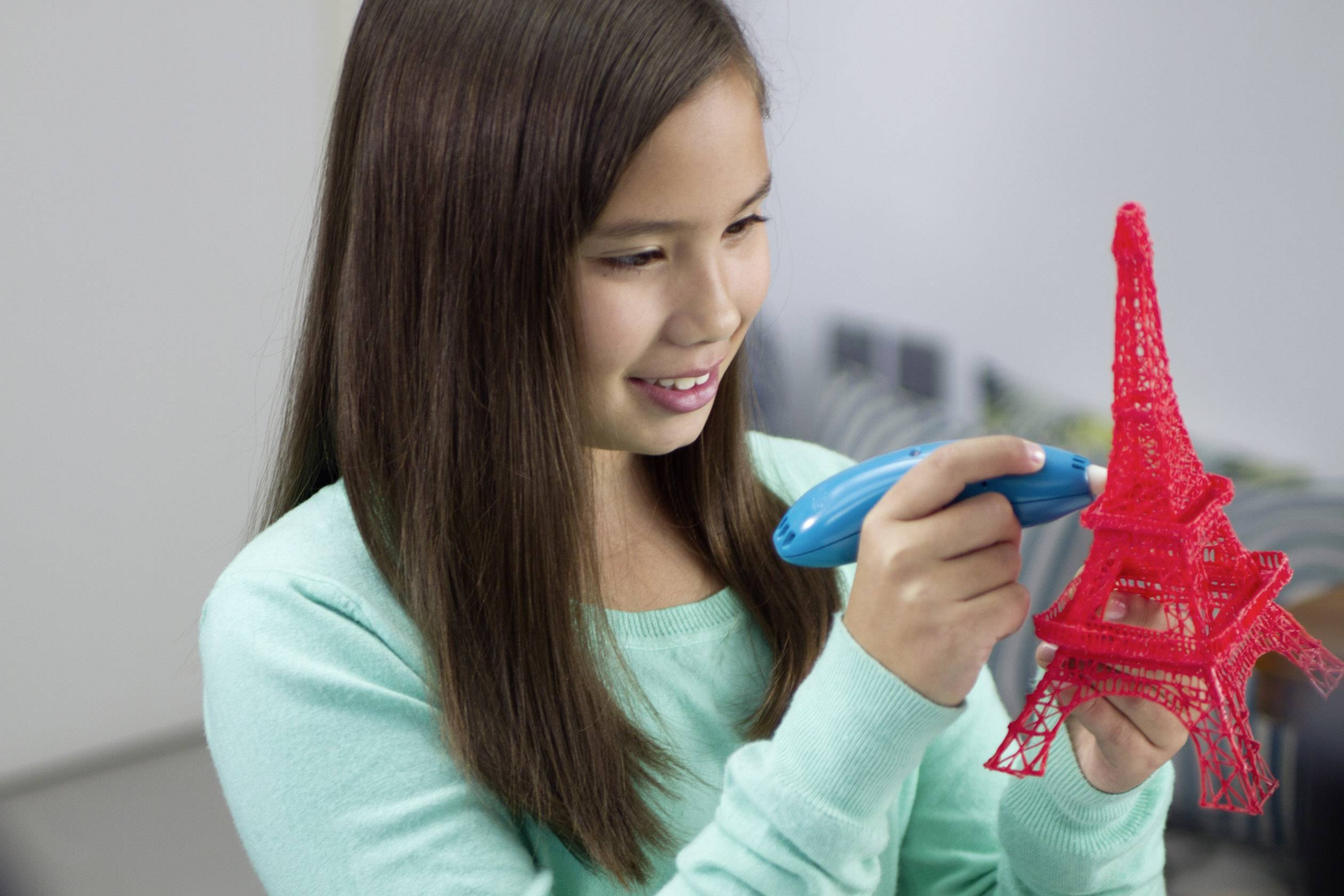 Kreativní sada s 3D perem a barevnými náplněmi 3Doodler START PACK Essential Set