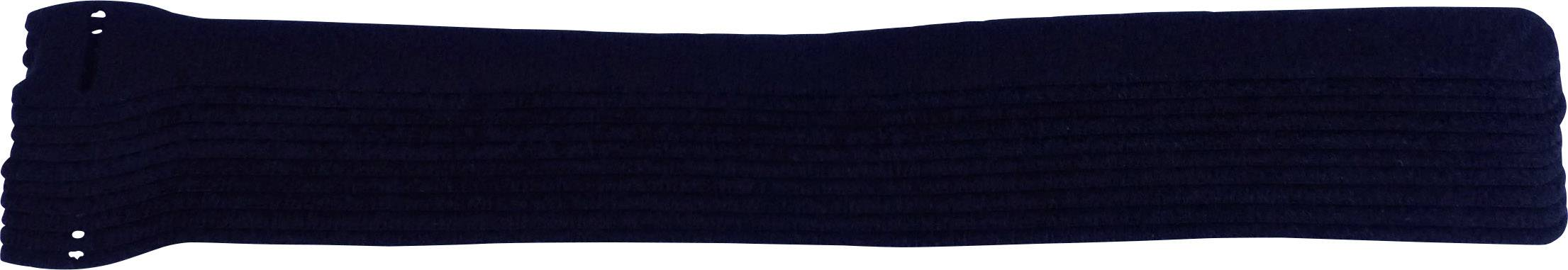 Káblový manažér na suchý zips TRU COMPONENTS 803-330-Bag, (d x š) 300 mm x 16 mm, čierna, 10 ks