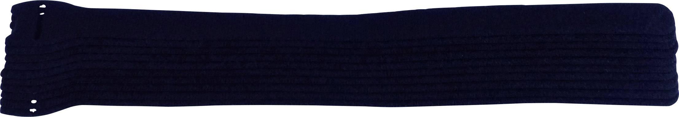 Kabelový manažer na suchý zip TRU COMPONENTS 803-330-Bag, (d x š) 300 mm x 16 mm, černá, 10 ks