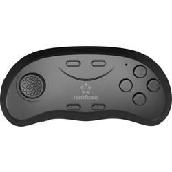 Bluetooth gamepad Renkforce RF-VR-GP01 pre zariadenia s Andoroid a iOS čierna