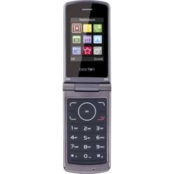 Beafon C240 mobilní telefon - véčko černá