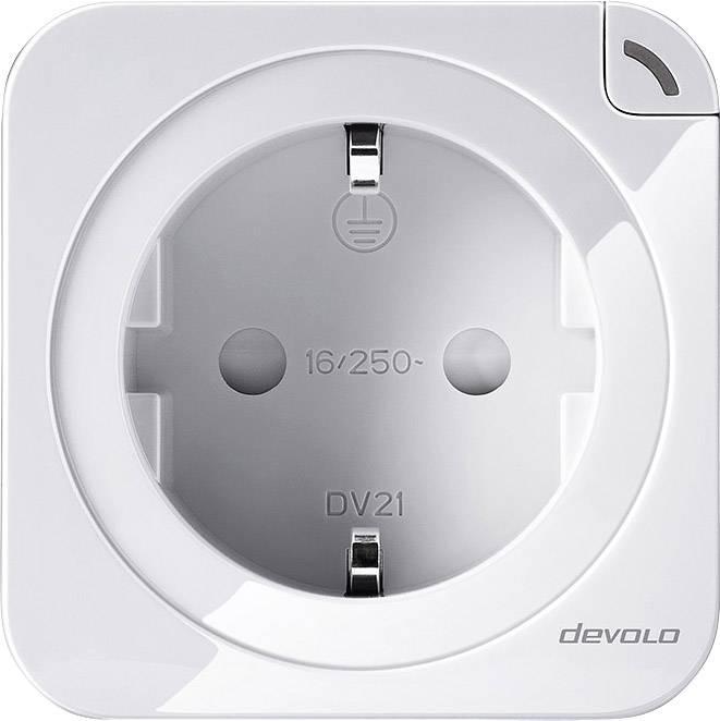 Bezdrôtová spínacia zásuvka Devolo Home Control 9914, Max. dosah 140 m
