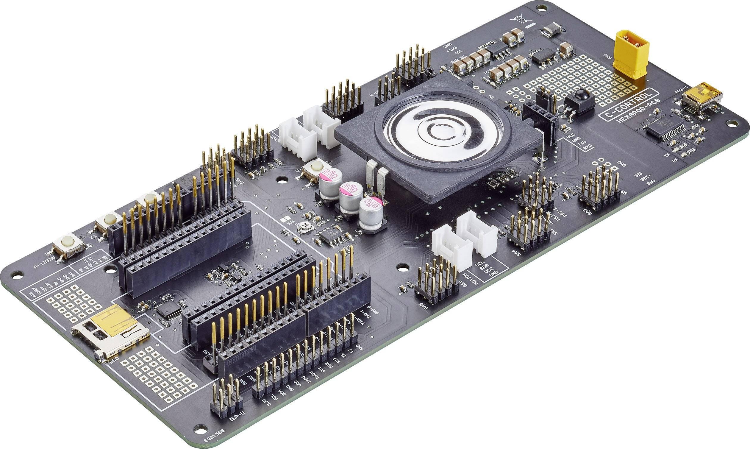 Ovládací deska robota C-Control Hexapod Roboter-Board