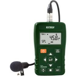 Hlukoměr Extech datový záznamník SL400, 30 - 143 dB, 20 Hz - 8 KHz, Kalibrováno dle:bez certifikátu