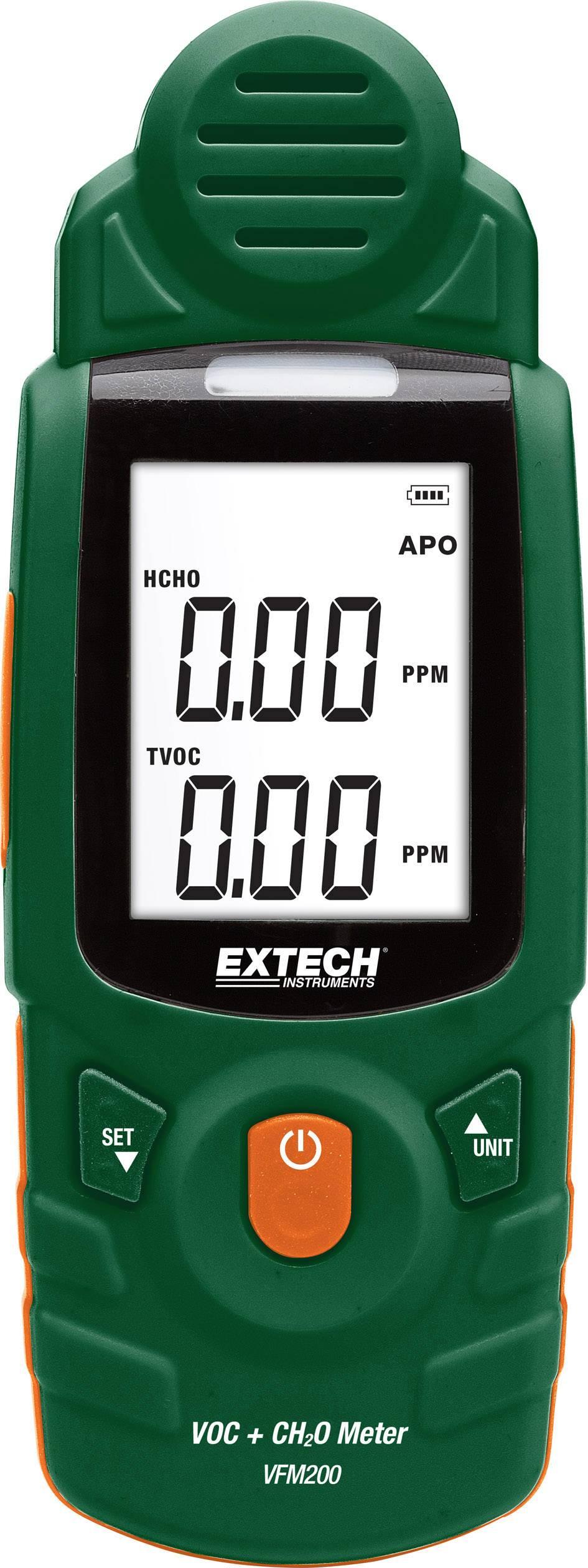 Měřič nebezpečných látek Extech VFM200