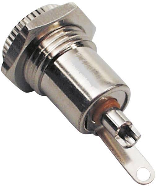 Nízkonapäťový konektor zásuvka, vstavateľná TRU COMPONENTS 5.6 mm, 2.1 mm, 1 ks