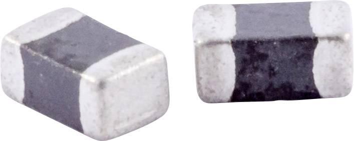 Feritové jádro - souprava NIC Components NCB-H0805A101TR400F, 100, (d x š) 2 mm x 1.25 mm, 1 ks