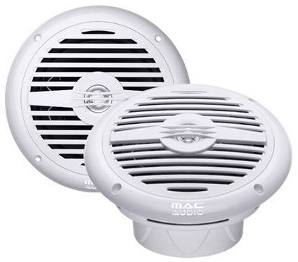 2cestný koaxiální vestavný reproduktor Mac Audio W.R.S 16.2, 250 W
