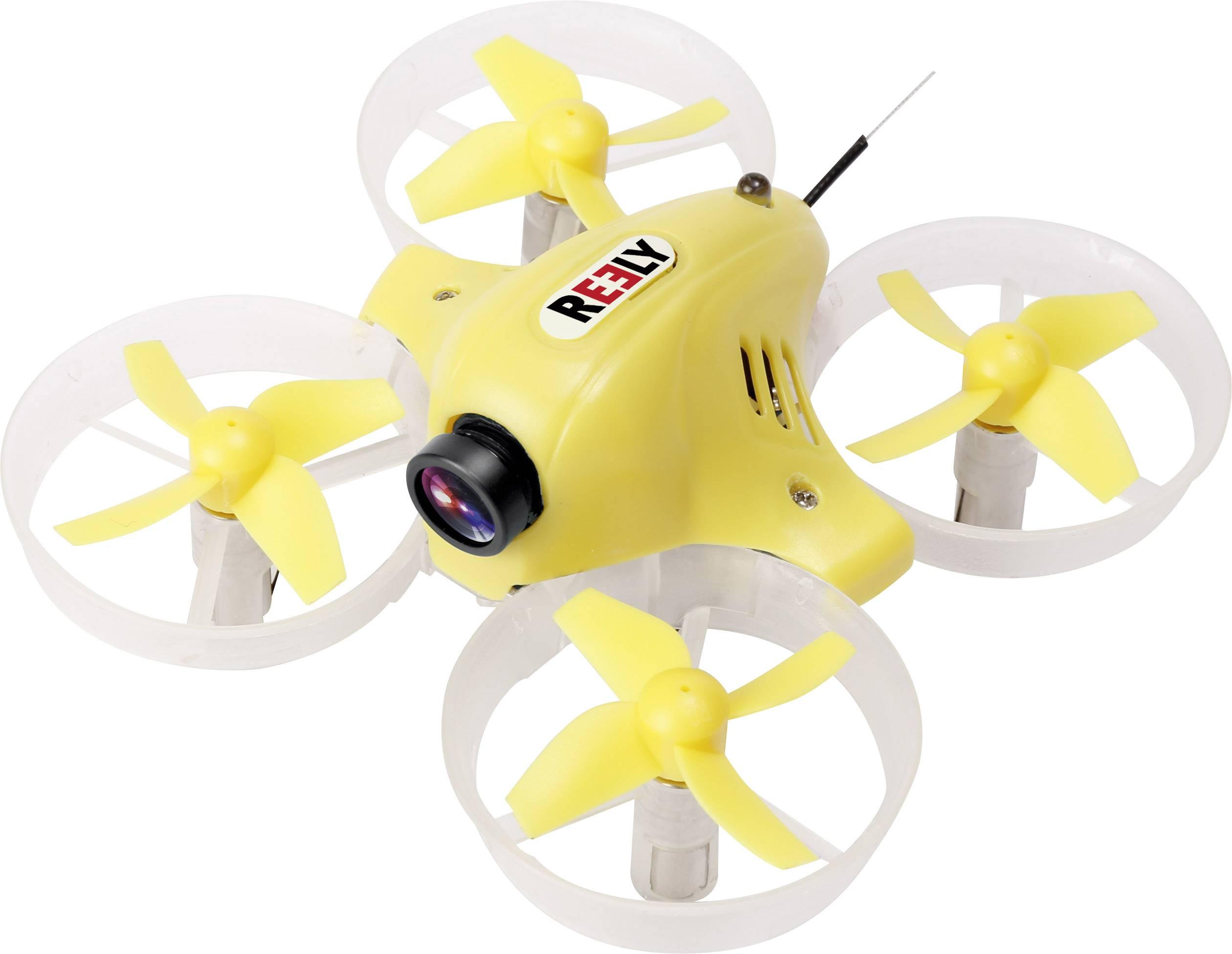 Závodní dron Reely X-82, RtF, FPV Race, s kamerou