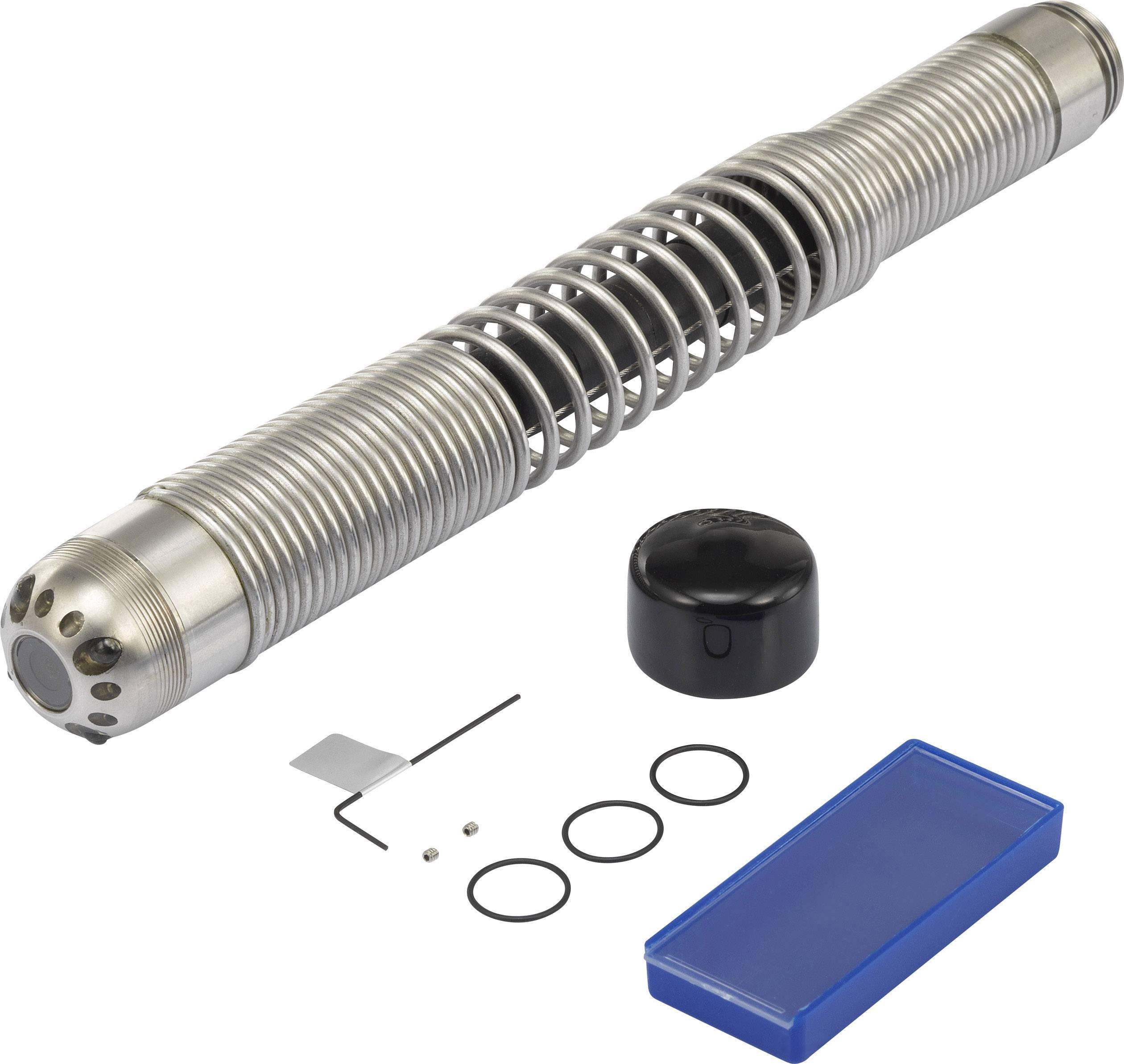 Hlava kamery endoskopu s vysílačem VOLTCRAFT Ø sondy 28 mm