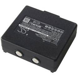 Akumulátor do ovladače Beltrona Náhrada za originální akumulátor 68300600, 68300900 3.6 V 2000 mAh