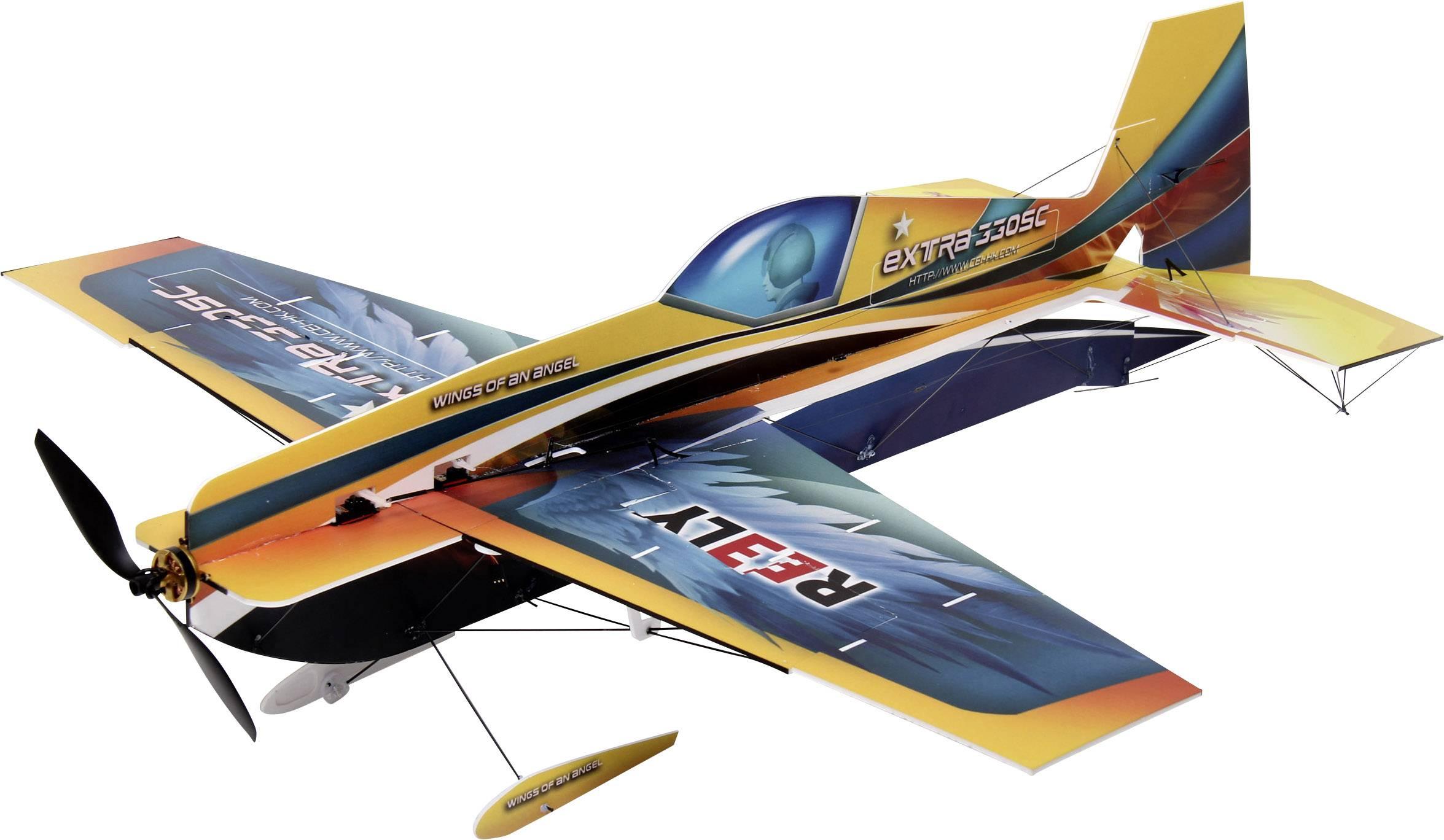 RC modely lietadiel indoor, parkflyer