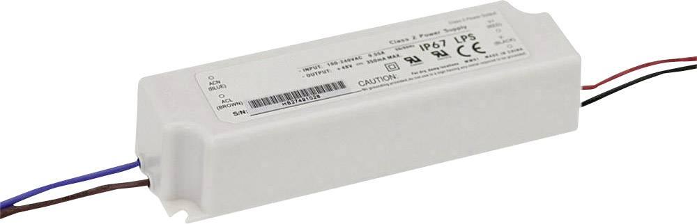 LED ovládač TRU COMPONENTS 230 V/AC, (d x š x v) 148 x 40 x 30 mm