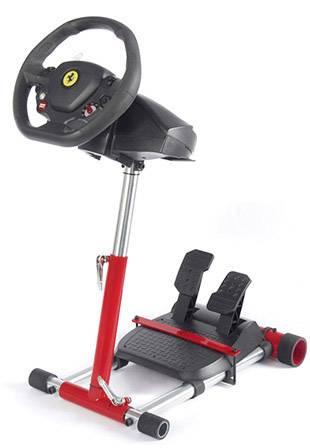 Wheel Stand Pro F458/F430/T80/T100 - Deluxe V2, 14012, červená