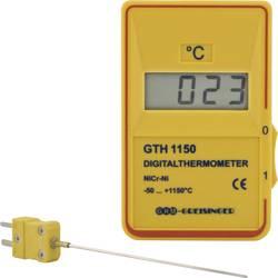 Vpichovací sonda Greisinger GTH 1150-Gourmet-SET 611671, -50 do 1150 °C, typ senzoru K, Kalibrováno dle: bez certifikátu