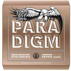 Struna baskytary Ernie Ball 2078 Paradigm Phosphor Bronze Light 011-052