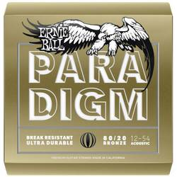 Struna pro westernovou kytaru Ernie Ball 2086 Paradigm 80/20 Bronze Medium Light 012-054