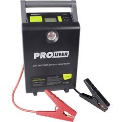 Systém pro rychlé startování auta ProUser Lithium Jump Starter 12/24V 30.000mAh / LI 1200A 16479