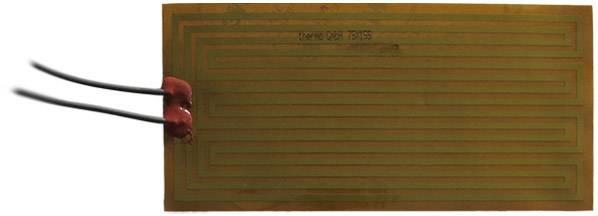 Tepelná fólie samolepicí 12 V/DC, 12 V/AC 18.8 W Krytí IPX4 (d x š) 155 mm x 75 mm Thermo