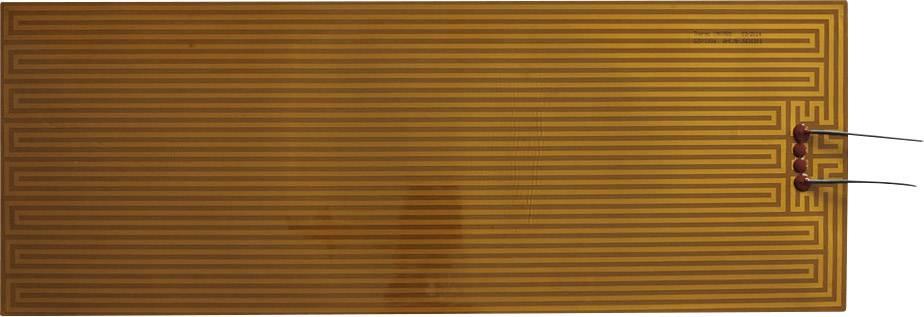 Tepelná fólie samolepicí 12 V/DC, 12 V/AC 100 W Krytí IPX4 (d x š) 500 mm x 190 mm Thermo