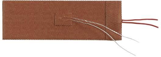 Tepelná fólie samolepicí 24 V/DC, 24 V/AC 100 W Krytí IPX7 (d x š) 150 mm x 50 mm Thermo