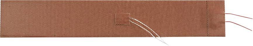 Tepelná fólie samolepicí 24 V/DC, 24 V/AC 150 W Krytí IPX7 (d x š) 300 mm x 50 mm Thermo